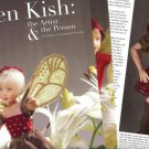Interesting Article/Information  on Helen Kish, the Doll Artist & the Person