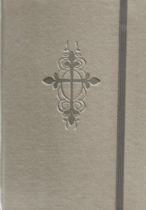 NEW Lined Silver Cross Journal or Diary - 2012 Edition!