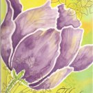 NEW Lined Purple Flower Hope Journal or Diary - Sale Priced!