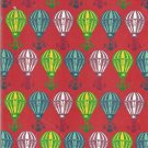 NEW Lined Hot Air Balloon Journal or Diary - 2012 Edition! - Special Price!