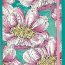 New Lined Teal Garden Journal or Diary - NEW RELEASE!