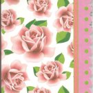 New Lined Pink Rose Buds Journal or Diary