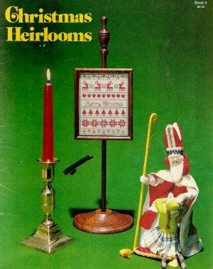 Christmas Heirlooms Cross Stitch Pamphlet