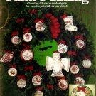 Plum Pudding Cross Stitch Pamphlet