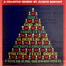 Tree of Lights Cross Stitch Pamphlet
