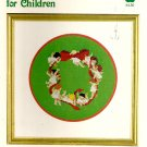 A Heavenly Christmas For Children Counted Cross Stitch Pattern Booklet Book 524