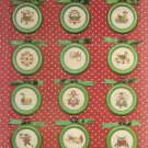 Christmas Days Cross Stitch Pattern