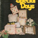 Linda Dennis' Special Days Cross Stitch Pattern