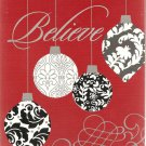 New Believe Christmas Cards or Notecards - 8 Pack