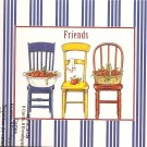 New Country Friends Greeting Cards or Notecards - 8 Pack