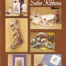 Satin Ribbons Cross Stitch Pattern