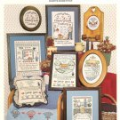 Huckleberry Farms: Country Hospitality III Cross Stitch Pattern