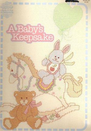 A Baby's Keepsake Cross Stitch Pattern