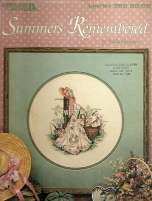 Summers Remembered Cross Stitch Pattern