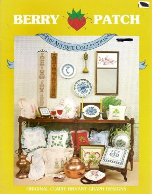 Berry Patch The Antique Collection Cross Stitch Pattern