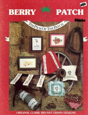Berry Patch The Pick of the Patch Cross Stitch Pattern