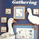 Goose Gathering Cross Stitch Pattern
