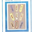 Mary Ellen Leaflet 2 Cross Stitch Pattern