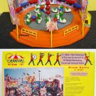 HO Scale Break Dance Carnival Ride Kit #5137