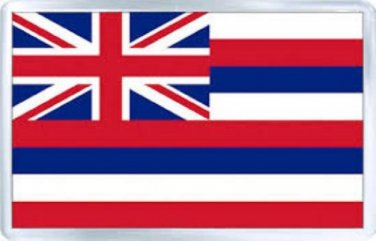U.S. LONG LASTING POLYESTER 3'X5' HAWAII STATE FLAG