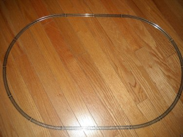 Model Power N Scale Set of Oval Train Track 30 X 20 inches