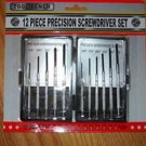 12 Piece Precision Screwdriver Set