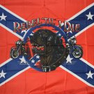 REBEL TIL I DIE 3' 5' POLYESTER FLAG