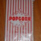 10 PAPER POPCORN BAGS