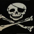 Jolly Roger Polyester Flag 3 X 5
