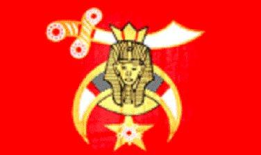 Shriners Flag 3 x 5