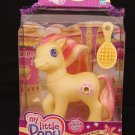 G3-MLP My Little Pony Friendship Ball Jewel Pony Gem Blossom