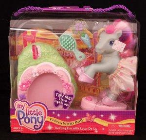 2003 G3-MLP My Little Pony Twirling Fun with Loop-de-la
