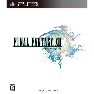 Final Fantasy XIII 13 PS3 Japanese ver.