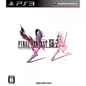 Final Fantasy XIII-2 13-2 PS3 Japanese ver. import