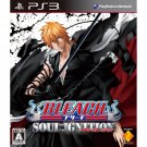 BLEACH SOUL RESURECCION PS3 Japanese version