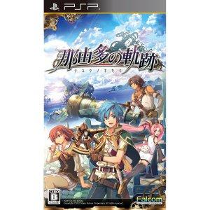 NEW Legend of Heroes Nayuta no Kiseki PSP Japanese version Japan import PSP