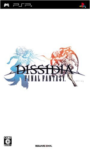 Dissidia Final Fantasy for Sony PSP Japan Import Video Game