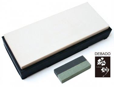 SUEHIRO DEBADO DGL-4 Whetstone GOKUMYO Series #400 Sharpner grindstone wetstone Japanese knife