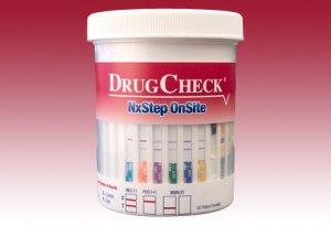 Rapid Drug Test Cups - Urine - 3 Panel - ON SALE - Marijuana, Cocaine, Meth