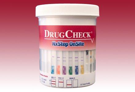 Drug Test Cups - 5 Panel - Box of 25 - Save 5% - Marijuana, Cocaine, Heroine, PCP, Meth