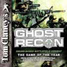 Tom Clancy's Ghost Recon Sony PlayStation 2 PS2