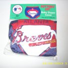 Brand New Atlanta Braves Bottoms UP! Diaper Cover up to 12 mo by Russ