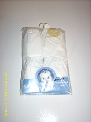 Brand New 4 Pack Gerber Waterproof Pants 12-18 months 20-28 lbs