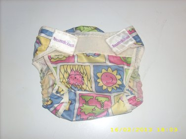 Bumkins S Swim Cloth Diaper Cover - Not Waterproof