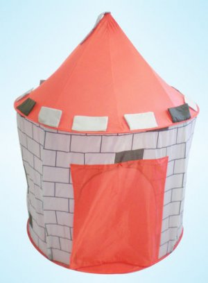 Knight's Magical Play House Portable Folding Tent Castle for Girls Kids Child !!