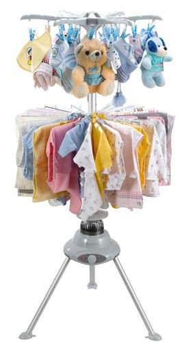 Mom'sPride Multi-functional Sterilized Portable Indoor KIDS' Mini Clothes Dryer