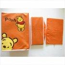 Winnie the Pooh Foldable Nursery&room Storage Box with One Drawer! (ORANGE)