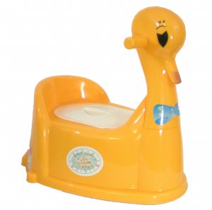 Duck Potty Training Seat for Toddlers in ORANGE (MORE COLORS AVAILABLE!!)