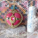 Bishojo Senshi SAILOR MOON PGSM HEART Locket Compact Brooch