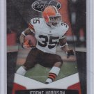 2010 Panini Certified Platinum Red #35 Jerome Harrison #'D 142/999